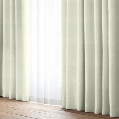 厚地カーテン リナルド アイボリー(1枚) 巾100cm×丈105cm