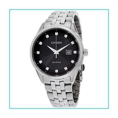 シチズン 腕時計 メンズ BM7258-54H エコドライブ シルバートーン【並行輸入品】