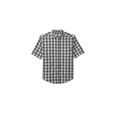 ウルヴァリン Mortar Short Sleeve Shirt メンズ Shirts & Tops Cement Plaid