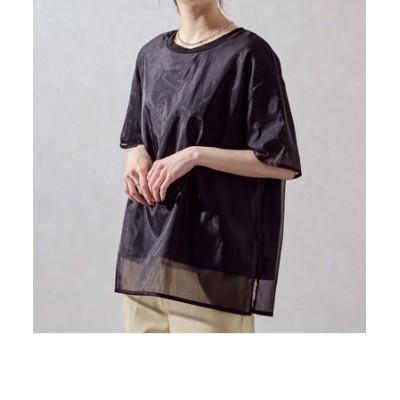 シアーレイヤードTシャツ