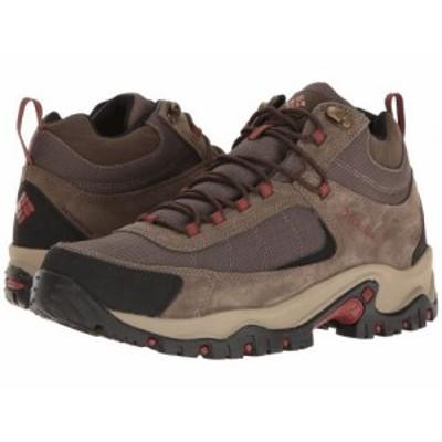 Columbia コロンビア メンズ 男性用 シューズ 靴 ブーツ ハイキング トレッキング Granite Ridge Mid Waterproof Mud/Rusty【送料無料】