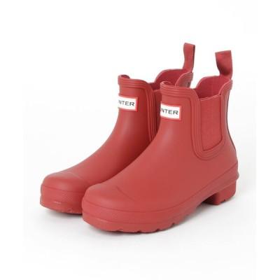 FUNALIVE / 【HUNTER】ORIGINAL CHELSEA ハンター オリジナル チェルシー 長靴 レインブーツ womens WOMEN シューズ > レインシューズ