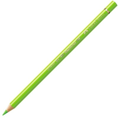 ファーバーカステル ポリクロモス色鉛筆 単色6本 171 ライトグリーン 110171