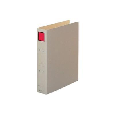 (まとめ) キングジム 保存ファイル A4タテ 500枚収容 背幅65mm ピクト赤 4375 1冊 〔×15セット〕