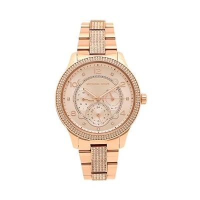 マイケルコース 腕時計 レディース MICHAEL KORS MK6614 ローズゴールド 並行輸入品