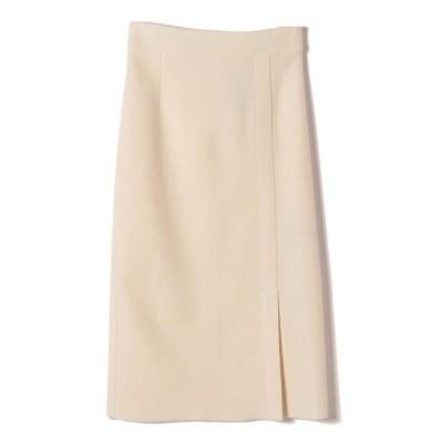 【シップス/SHIPS】 リングヤーンタイトスカート