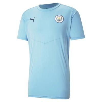 プーマ メンズ スポーツ用品 Sports shirt - team light blue peacoat