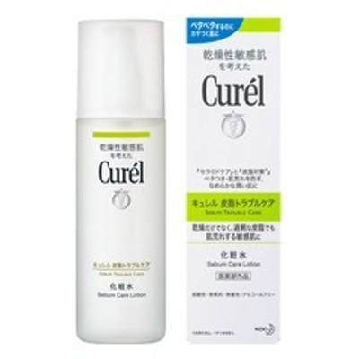 キュレル 皮脂トラブルケア 化粧水 (150ml)