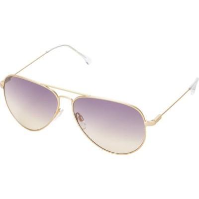 エレクトリック Electric Eyewear レディース メガネ・サングラス Av1 XL Light Gold/Purple Gradient