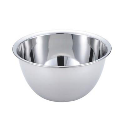 ストック 仕込み 厨房用品 / F18-0 深型ボール 15cm 寸法: φ150 x H85mm