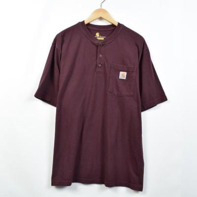 カーハート ポケットTシャツ メンズXL /eaa030391