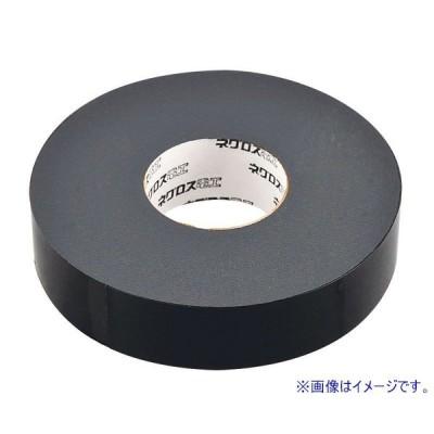 【法人限定】TJT2 ネグロス電工 タフジョイ 黒色粘着性ポリエチレン 絶縁テープ