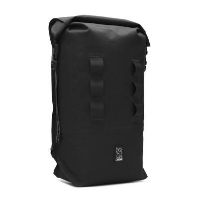 クローム CHROME URBAN EX ROLLTOP18 Black/Black アーバンEXロールトップ バックパック ブラック 防水