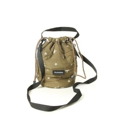 LIPSTAR / 《CONVERSE/コンバース》STAR PUFFER DRAWSTRING BAG WOMEN バッグ > ショルダーバッグ