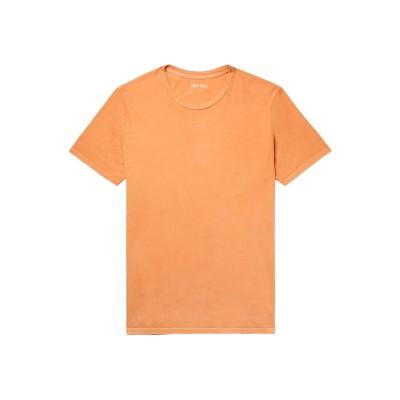 アレックスミル ALEX MILL T シャツ オークル XL コットン 100% T シャツ