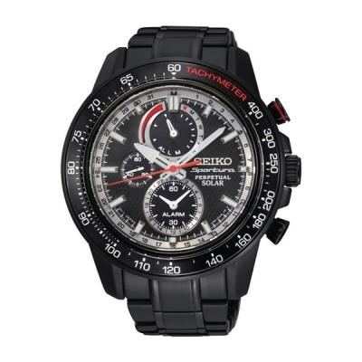 腕時計 セイコー SEIKO SSC373P1,Men's Sportura SOLAR,Alarm CHRONOGRAPH,Sapphire,100m WR,SSC373
