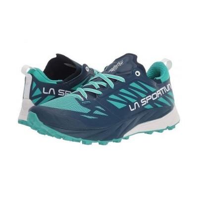 La Sportiva スポルティバ レディース 女性用 シューズ 靴 スニーカー 運動靴 Kaptiva - Opal/Aqua