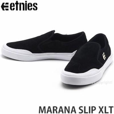 エトニーズ MARANA SLIP XLT カラー:BLACK/WHITE