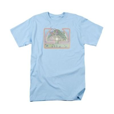 Tシャツ アタリ Atari Classic Centipede Gamer Licensed Adult T Shirt