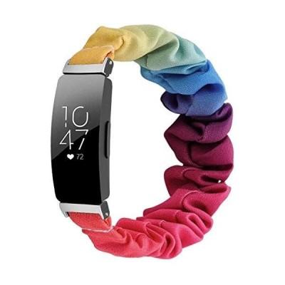 Miimall 対応Fitbit Inspire/Inspire 2/Inspire hr バンド 交換用 フィットビット Inspire