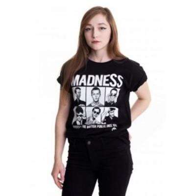 インペリコン Impericon レディース Tシャツ トップス - My Girl - T-Shirt black