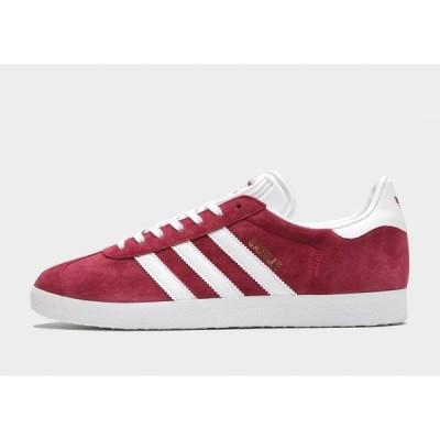 アディダス adidas Originals メンズ スニーカー シューズ・靴 gazelle red