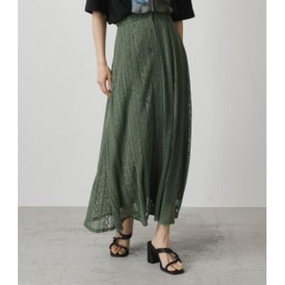 【50%OFF】 BUTTON LACE SKIRT/ボタンレーススカート WOMENSレディース