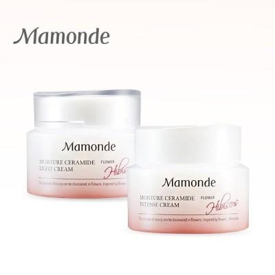 マモンド Mamonde モイスチャー セラミドインテンスクリーム  保湿クリーム  韓国コスメ