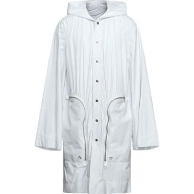 リック オウエンス RICK OWENS メンズ コート アウター Full-Length Jacket Light grey