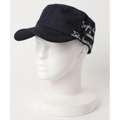 Shop無 / Bond Work Cap MEN 帽子 > キャップ