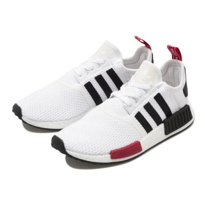 adidas アディダス NMD R1 エヌエムディー EG2698 WHT/BLK/RED