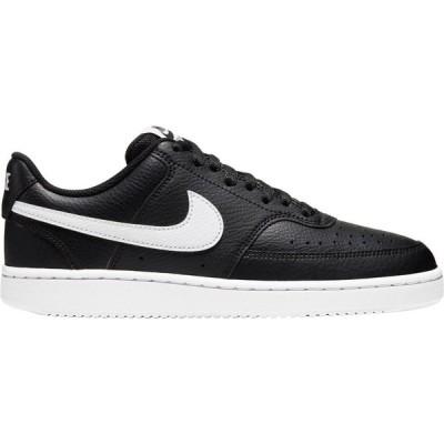 ナイキ Nike レディース スニーカー シューズ・靴 Court Vision Low Shoes Black/White