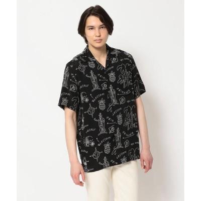 【RAWLIFE】Aloha Blossom/アロハ ブロッサム/HAWAIIAN SHIRT