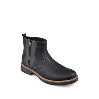 バンス メンズ ブーツ&レインブーツ シューズ Pratt Ankle Boot BLACK