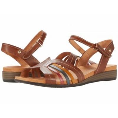 Pikolinos レディース 女性用 シューズ 靴 サンダル Ibiza W5N-0559C1 Cuero【送料無料】