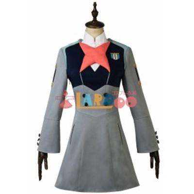 ダーリン?イン?ザ?フランキス ダリフラ Darling in the FRANXX CODE:015 イチゴ コスプレ衣装  cosplay[3996]