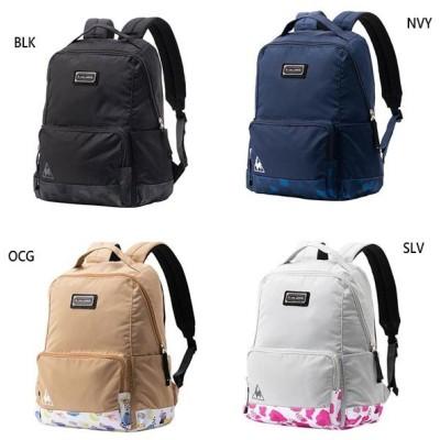 14L ルコックスポルティフ レディース デイパック リュックサック バックパック バッグ 鞄 花柄 QMCOJA61