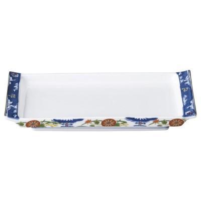 錦古伊万里 焼物皿 ツ475-147