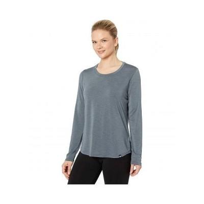 Marmot マーモット レディース 女性用 ファッション Tシャツ Calavera Long Sleeve - Steel Onyx