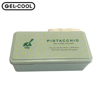 GEL-COOL スクエア SG ジェラート ピスタチオ ジェルクール ランチボックス 弁当箱 三好製作所 CODE:321493