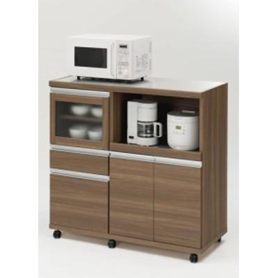 食器棚 おしゃれ 北欧 激安 完成品 キッチン 収納 棚 ラック 木製 レンジ台 ロータイプ コンパクト ミニ 調味料 小型 小さい 一人暮らし