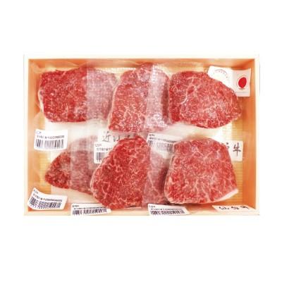 【ウインターギフト】6大ブランド和牛食べくらべミニステーキ