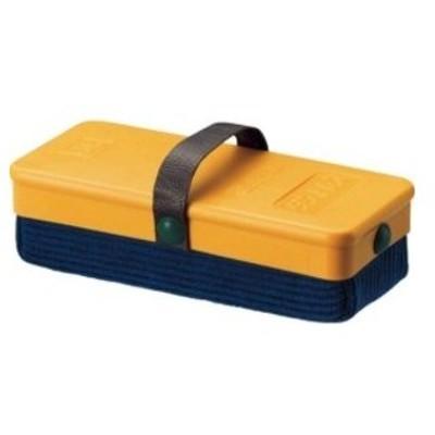 (まとめ) ライオン事務器 黒板拭き 中 チョーク用511-69 1個 〔×10セット〕