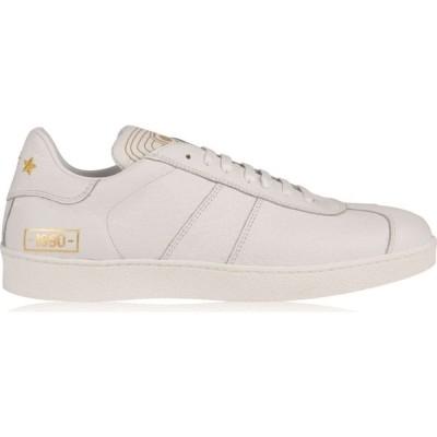 PANTOFOLA D ORO メンズ スニーカー シューズ・靴 Open Low Vitello 1990 Trainers WHITE/WHITE