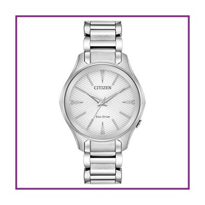 Citizen Watches EM0590-54A Eco-Drive Silver One Size【並行輸入品】