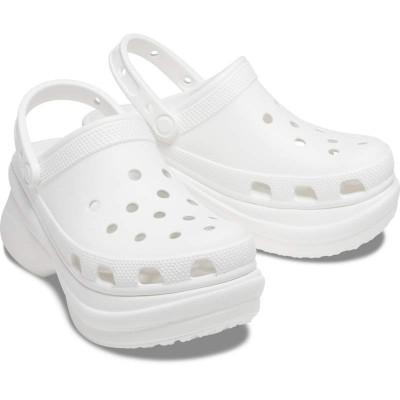 [クロックス公式] クロッグ クロックス クラシック ベイ クロッグ ウィメン レディース、ウィメンズ、女性用 ホワイト/白 21cm,22cm,23cm,24cm,25cm Women's Crocs Classic Bae Clog