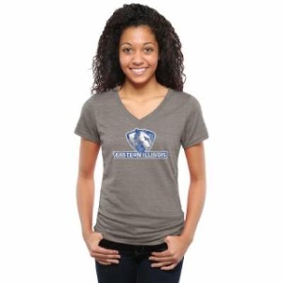 Fanatics Branded ファナティクス ブランド スポーツ用品  Eastern Illinois Panthers Female Gray Classic Primary Tr