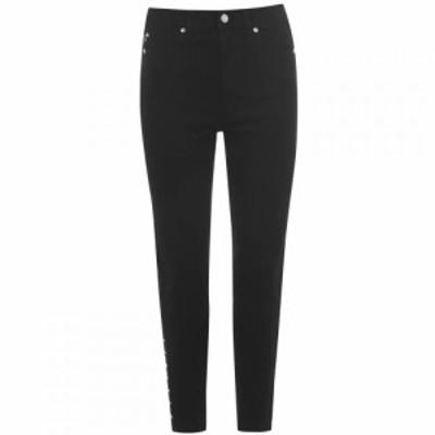 ヒューゴ ボス HUGO レディース ジーンズ・デニム ボトムス・パンツ Lou Staple Jeans Black