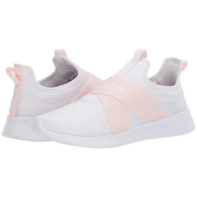 アディダス Puremotion Adapt レディース スニーカー Footwear White/Pink Tint/Dove Grey