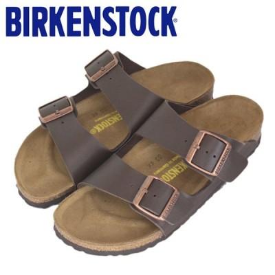 BIRKENSTOCK (ビルケンシュトック) ARIZONA (アリゾナ) サンダル ナロー (幅狭) DARK BROWN (ダークブラウン) BI012